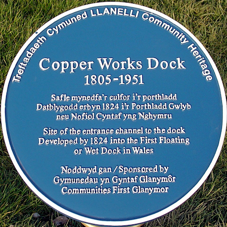 Copperworks Dock