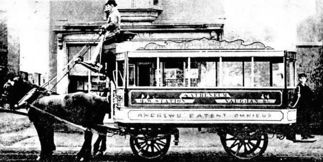 Andrews Patent Bus Murray Street Llanelly