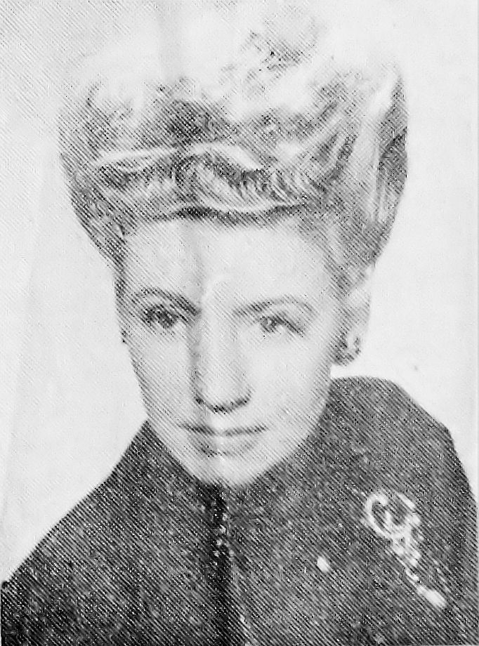 Dorothy Squires June 1946